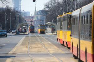Zielone dla tramwajów. Oszczędność czasu? Na razie niewielka