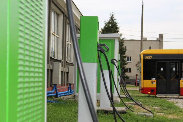 Nowe elektryki dla Warszawy MZA