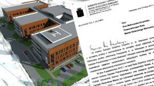 Burmistrz pyta: czy miasto rezygnuje z budowy szpitala?
