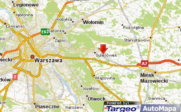 Miejsce awarii targeo.pl