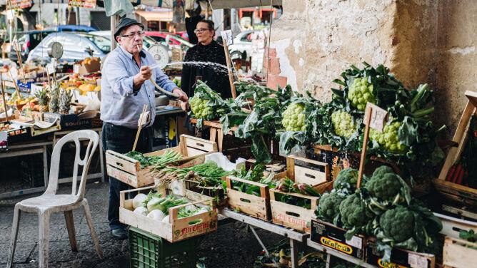 Wyjątkowo gorący rok we Włoszech. Jest zima, a kwitną grusze i dojrzewają brokuły