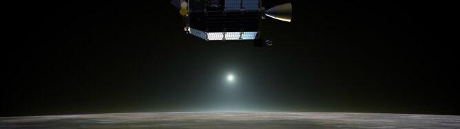 """Amerykański """"shutdown"""" nie dosięgnął obserwatorium księżycowego LADEE"""