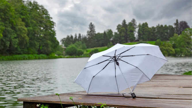 Pogoda na dziś: do 23 stopni. <br />Część kraju deszczowa